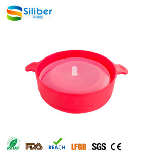Microwave Air Popcorn Popper - Silicone Popcorn Maker Bowl for Home pictures & photos