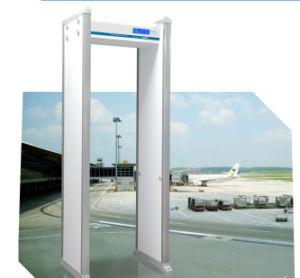 4 Zone Walk Through Archway Door Frame Metal Detector pictures & photos