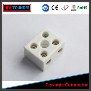 2-Way 5-Hole Ceramic Terminal Block pictures & photos