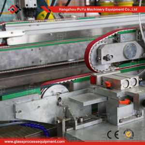 Small Glass Straight-Line Double Edging Machine for Ultrathin Glass pictures & photos