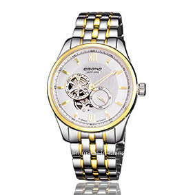 Stainless Steel Automatic Perspective Business Men Watch pictures & photos