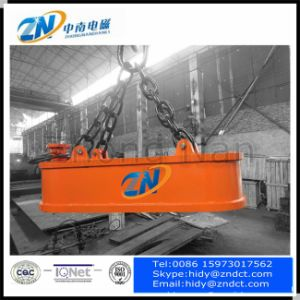 Oval Shape Lifting Electromagnet for Steel Scrap pictures & photos
