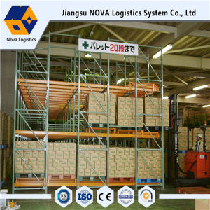 Hot Well Selling Push Back Racking with Ce Certificate pictures & photos