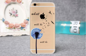 Dandelion Cartoon Picture TPU Phone Case for iPhone, Samsung pictures & photos