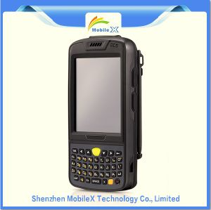 Windows OS Handheld Industrial Data Collector with Barcode Scanner, Qwerty, Cradle