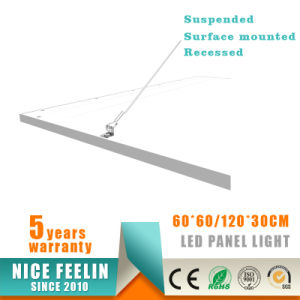 Hot Sale 36W 300*1200mm Hanging Square LED Light Panel pictures & photos