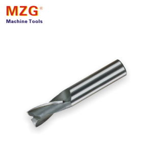 2 Edge Welding Tungstan White Steel Rough Milling Cutter pictures & photos