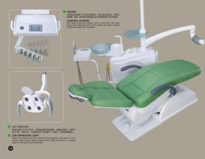 Cheap Adjustable Portable Intergal Best Dental Chairs pictures & photos