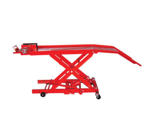 800lbs Hydraulic Motorcycle Lift ATV Lift Bike Stand Jack Table pictures & photos