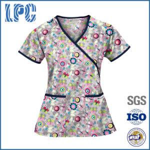 OEM Medical Dental Therapist Healthcare Nurses Workwear for Children′s Hospital pictures & photos