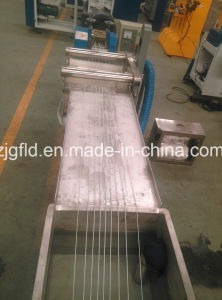 Plastic Cold Strand Recycling Pelletizing Line pictures & photos