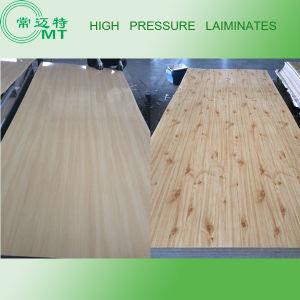 Formica Decorative Laminate/Wood Grain Laminate Kitchen Cabinets pictures & photos