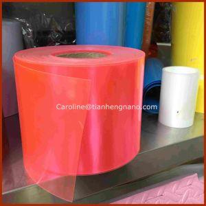 Clear Rigid Plastic Sheet PVC Rigid Film 0.5mm Thick pictures & photos