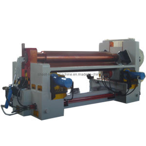 3 Roll Plate Bending Machine with Prebending (W11XNC Series) pictures & photos