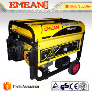 2kw-5kw Silent Electric Start China Gasoline Generator for Home Use pictures & photos