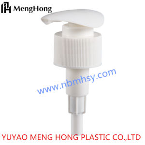 24mm 28mm High Quality Low Price Plastic Lotion Pump for Shampoo pictures & photos
