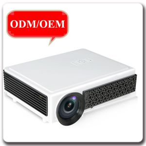 New Arrive 1080P HD Portable LED 96 Plus 3D 3000 Lumens Home Theater Support 3D WiFi Projector pictures & photos