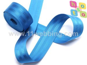 Good Strength Nylon Webbing for Seatbelt Safety Nylon Webbing pictures & photos