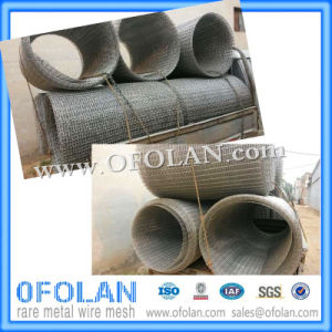 High Temperature Nickel Wire Filter Screen pictures & photos