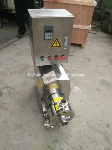 Inline Mixer Bitumen and Acrylic Paint Emulsion Pump Price pictures & photos