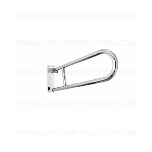304 Ss Toilet Lift up Grab Bars for Disabled pictures & photos
