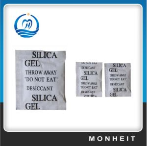 Fine Pored Silica Gel Desiccant for Garments pictures & photos