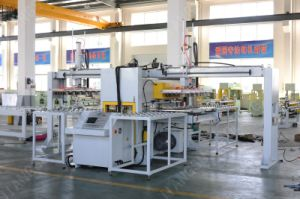 Full-Automated Bilateral Cutting Machine with Manipulator pictures & photos