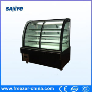 1.2m Dessert/Cake Display Showcase Chiller pictures & photos