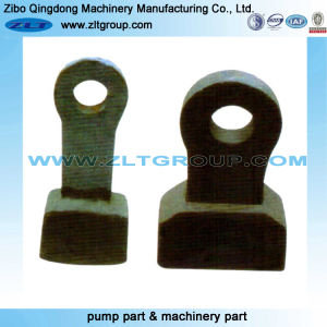 Customized Stainless/Carbon Steel CMC Machining Resistant Casting Hammer pictures & photos