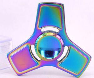 Metal Fidget Spinner, Finger Gyro Spinner, Hand Spinner pictures & photos