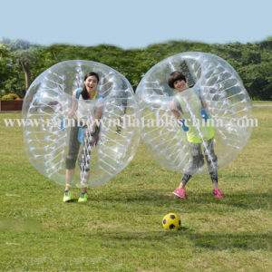 Soccer Bubble Ball Inflatable Body Bumper Ball pictures & photos
