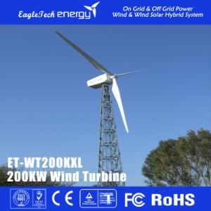 200kw Wind Turbine Wind Generator Wind Power System