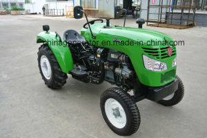 Suyuan Sy-350d 2WD Agricultural Farm Wheeled Tractor