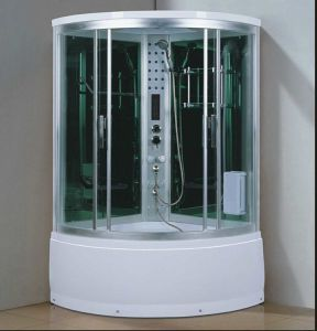 1150mm Sector Steam Sauna with Bathtub (AT-G8228F) pictures & photos