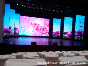 P5 SMD3528 Indoor Full Color Pantallas LED Display pictures & photos