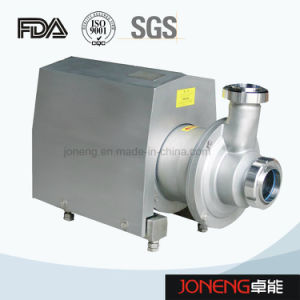 Stainless Steel Food Grade Sanitary Self Priming Pump pictures & photos