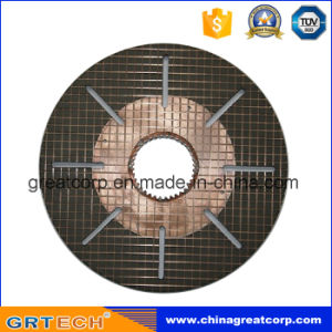 11703493 Best Selling Copper Paper Base Friction Plate pictures & photos