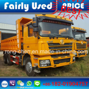 Wholesale New Shacman F3000 Dump Truck of 6X4 Tipper Truck pictures & photos