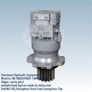 Kyb Hydraulic Rotary Swing Oil Motor for Excavator (MSG-27VP)
