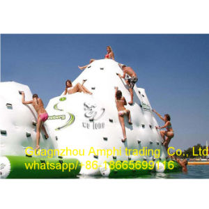 Customized Inflatable Water Game Toy Inflatable Iceberg Slide pictures & photos