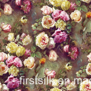 Silk Available Pirnt Artwork 50 Stock Fabric pictures & photos