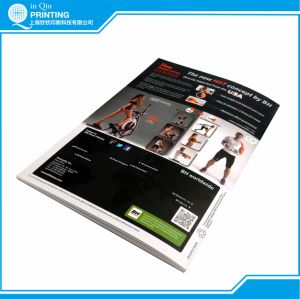 Full Color Staple Brochure Printing pictures & photos