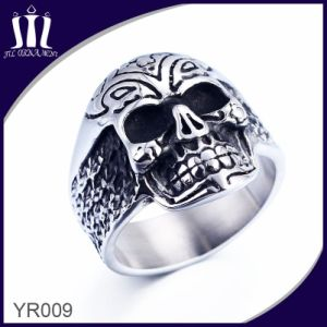 Yr009 316L Stainless Steel Retro Ring pictures & photos
