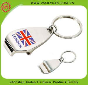 Best Selling New High Quality Bottle Opener Keychain pictures & photos