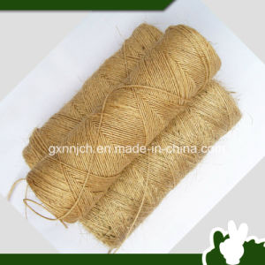 A Grade Clipped Sisal Yarn of 600m/Kg