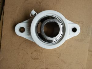 Insert Bearing with White Thermoplastic Housing pictures & photos