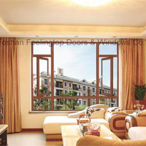 Feelingtop Swing Aluminum Wood Composite Window pictures & photos