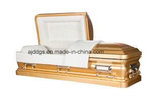 18 Ga American Style Metal Casket 18807120 pictures & photos