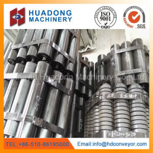 Reliable Running Industrial Rubber Roller Idler pictures & photos