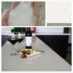 Artificial Type and Quartz Crystal Composition Quartz Stone pictures & photos
